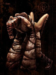 Silent Hill monster                                                                                                                                                                                 More