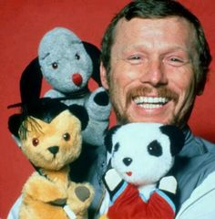 Matthew, Sooty, Sweep and Sue