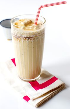 Maple Syrup Milkshake  Vanilla ice cream is a natural partner for dark, Grade B syrup: simple and bracingly cold, with overlapping layers of sweetness, they're at their best blended together in a milkshake.