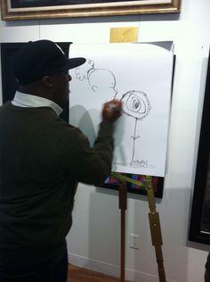 house of art gallery Frank Morrison Art, Morrisons, Black Artists, The Darkest, Jazz, Art Gallery, Workshop, Soup, African