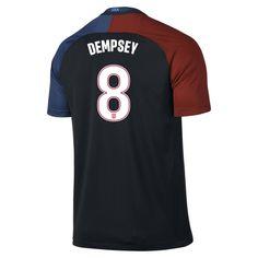 USA Jersey 2016/17 Away Soccer Shirt #8 DEMPSEY