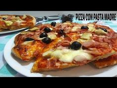 Ricetta base della pizza con lievito madre - Pizzeria ristorante Saporè di Renato Bosco - YouTube