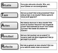 Een diagnose stellen met de STARR-methode: Situatie, Taak, Acties, Resultaat, Reflectie. Gebruik STARR als gespreksmodel om de effectiviteit van afgesproken gedrag te evalueren. Een column van Ron Jacobs, gedragsconsultant.