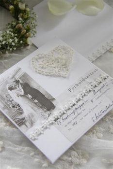 Die FEENSCHEUNE - Wedding Telegramm Hochzeits Telegramm Karte Jeanne d
