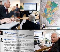 Facebook chat with Jerzy Buzek