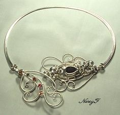 Free Wire Jewelry Designs | Welcome to my handmade jewelry blog!