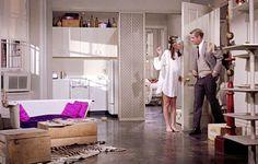 Holly's Apartment - Breakfast at Tiffany's 1961