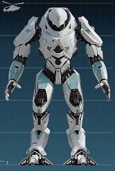 Jaeger Drones by SolGravionMegazord