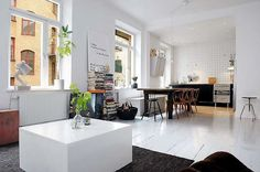 Great condo by the architects of Imberg Arkitekter