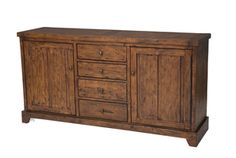 Bavaria Sideboard - Coffee Bean Traditional Furniture, Bavaria, Coffee Beans, Sideboard, Solid Wood, Buffet, Collection, Home Decor, Sideboard Cabinet