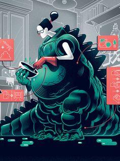 Gabriel Silveira - Illustrator