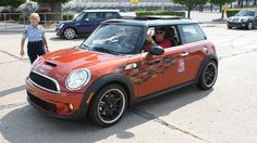 2011 Spice Orange MINI Cooper S | Flickr - Photo Sharing! Photo by Alpinamike.