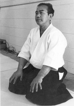 """""""Pour some water into a tub and stir it up. Now try as hard as you can to calm the water with your hands; you will succeed in agitating it further. Let it stand undisturbed a while, and it will calm down by itself. The human brain works much the same way."""" - Koichi Tohei"""