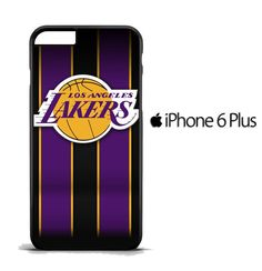 Los Angeles Lakers X3179 iPhone 6 Plus | 6S Plus Case