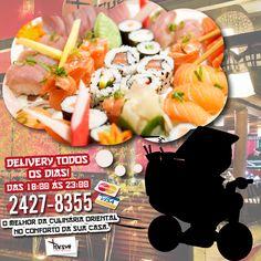 Delivery Tenshi Atibaia