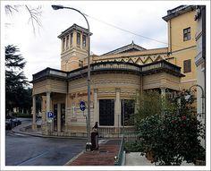 Montecatini Terme #TuscanyAgriturismoGiratola
