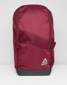53d6e28500f Reebok Training Active Enhanced 24L Backpack In Red. eBay