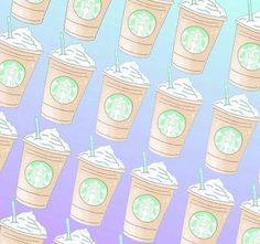 cute Starbucks wallpaper