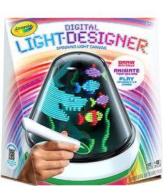 Crayola Digital Light Designer video