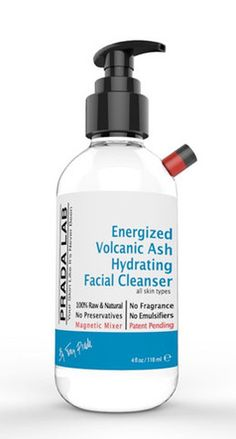 Cleanse Skincare — Prada Lab - Volcanic Ash Hydrating Facial Cleanser http://www.cleanseskincare.com.au/collections/prada-lab/products/volcanic-ash-hydrating-facial-cleanser