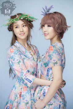 2Yoon GaYoon and JiYoon