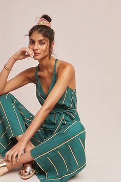 Top Knot Portsmouth Jumpsuit