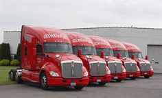 Kenworth T680 Advantage Sets New Standard for Mabe Trucking