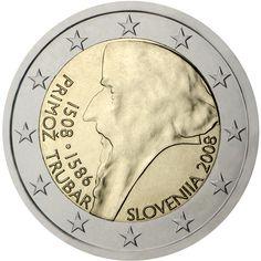 Eslovenia 2 euros conmemorativos (Especial) 2008