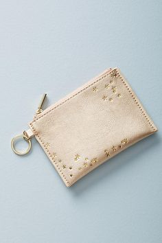 Slide View: 2: Star-Dusted Card Holder