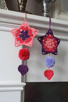 Cherry Heart: Twinkle, Twinkle...,(( as scented sachets in wardrobes or door handles ))