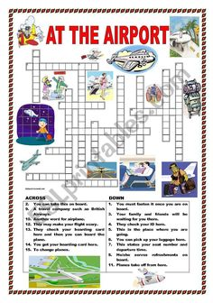 Teach or revise useful AIRPORT vocabulary with this worksheet. KEY INCLUDED!!!!!!!!!!!!!!!