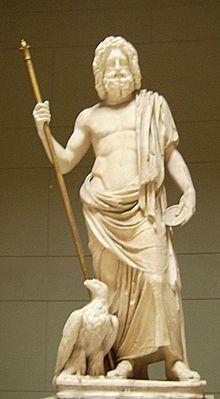 Griekse mythologie/Olympische goden - Wikibooks
