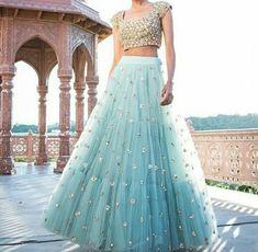 Unique Bridal Lehenga designs that is every Bride's pick in Lehenga Choli Designs, Lehenga Choli Online, Indian Lehenga, Red Lehenga, Lengha Choli, Bollywood Lehenga, Anarkali, Indian Wedding Outfits, Bridal Outfits
