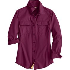 Dry on the Fly Nylon Shirt takes on the soggiest of situations, moves easy, and dries in a flash.