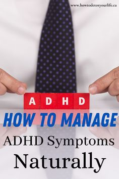 ADHD Is Also Known As Attention Deficit And Hyperactivity Disorder. It Affects Children And Adults Alike. If ADHD Goes Undetected And Left Untreated, It Can Follow The Child Into Adulthood. Ayurvedic Home Remedies, Natural Beauty Remedies, Natural Cures, Home Health, Women's Health, Getting Rid Of Bloating, Positive Mental Health, Natural Health Tips, Fodmap Recipes