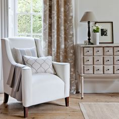 Ribble Valley collection fabrics.
