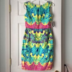 New! NWOT Muse print dress New! Muse Dresses