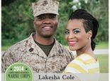 #2014msoy 2014 Military Spouse of the Year, Lakesha Cole