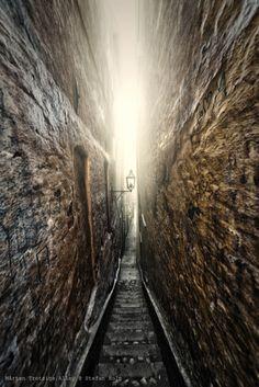 Dark Alley by Stefan Holm