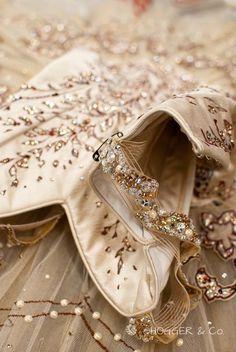 Gold bodice #tutu looks gorgeous