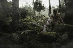 Image result for heathen harnow Viking Age, Faeries, Short Film, Makeup Inspiration, Fairy Tales, Weird, Fantasy, Statue, Illustration