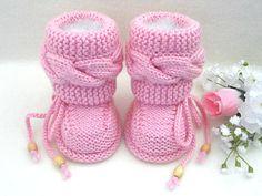 Crochet Baby Shoes Baby Girl Crochet Baby Booties Newborn
