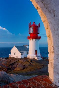 Lindesnes Lighthouse, Lindesnes, Vest-Agder County, Norway (77 pieces)
