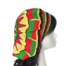 Rasta Hat - party outfit.