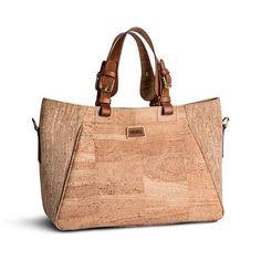 Women Bag, Casual Bag, Cork Bag, Designer Handbags, Natural Brown Bag, Casual Shoulder Bag, Woman Handbag, Handmade Bag