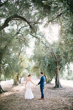 Stunning California Wedding