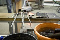 Glass blowing tools - Jacks