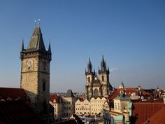 4 Best Prague Restaurants With a View - Eating Prague