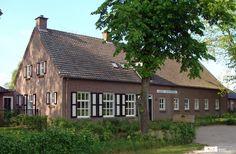 Kleine en grote groepen kunnen uitstekend terecht bij Landgoed de Biestheuvel in Hoogeloon, Brabant.