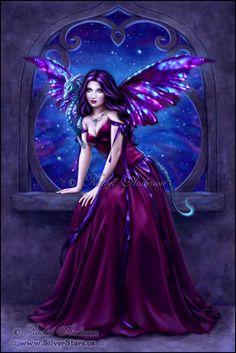 Fairy & Fantasy Art by Rachel Anderson